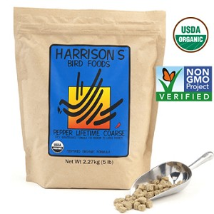 Harrisons Pepper Lifetime Coarse 5lb