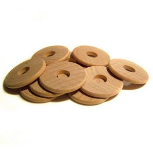 "1"" Wood Washer (pack of 10)"