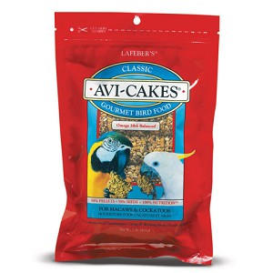 Avi-Cakes for Large Birds, 1lb