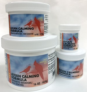 Morning Bird Avian Calming Formula, 1oz