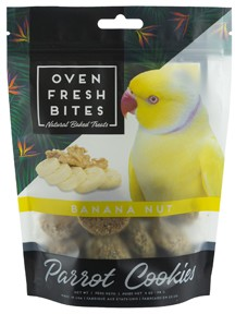 Oven Fresh Birdie Munchies - Banana Nut