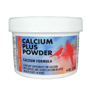 Morning Bird Calcium Plus Powder, 6oz