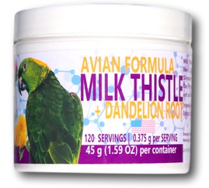 Equa Products Milk Thistle/Dandelion Powder
