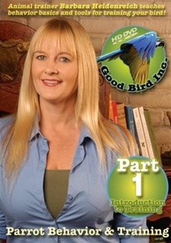 Good Bird DVD Parrot Behavior Vol 1