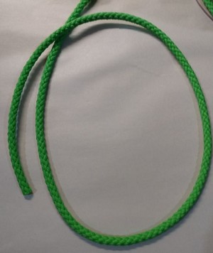 Superior Poly Rope - Lime Green, 5/16