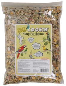 Crazy Good Cookin' - Kung Fu-Licious, 2.25lb