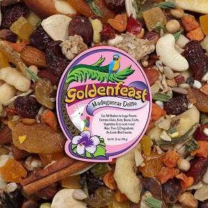Goldenfeast Madagascar Delite 64oz