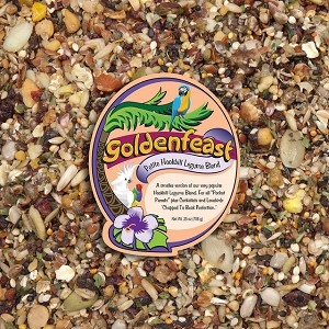 Goldenfeast Petite Hookbill, 32lb Bulk (Direct Ship)