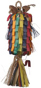 Rainbow Straight Pinata, Medium