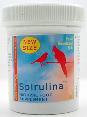 Morning Bird Spirulina, 3oz