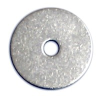 Stainless Steel Washers - 2-inch