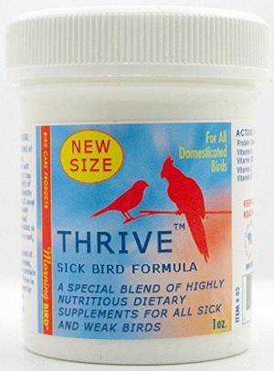 Morning Bird Thrive, 1oz