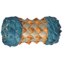 Woven Dumbell Foot Toy